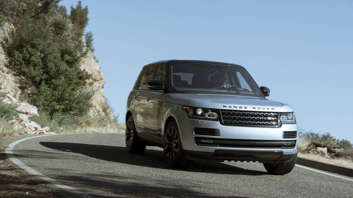 The 2017 Range Rover SVAutobiography. Range rover, Range