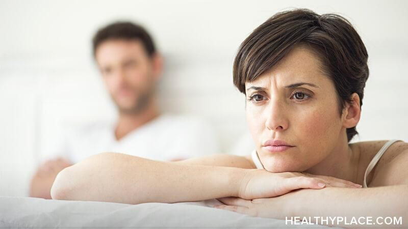dating a man with schizoaffective disorder