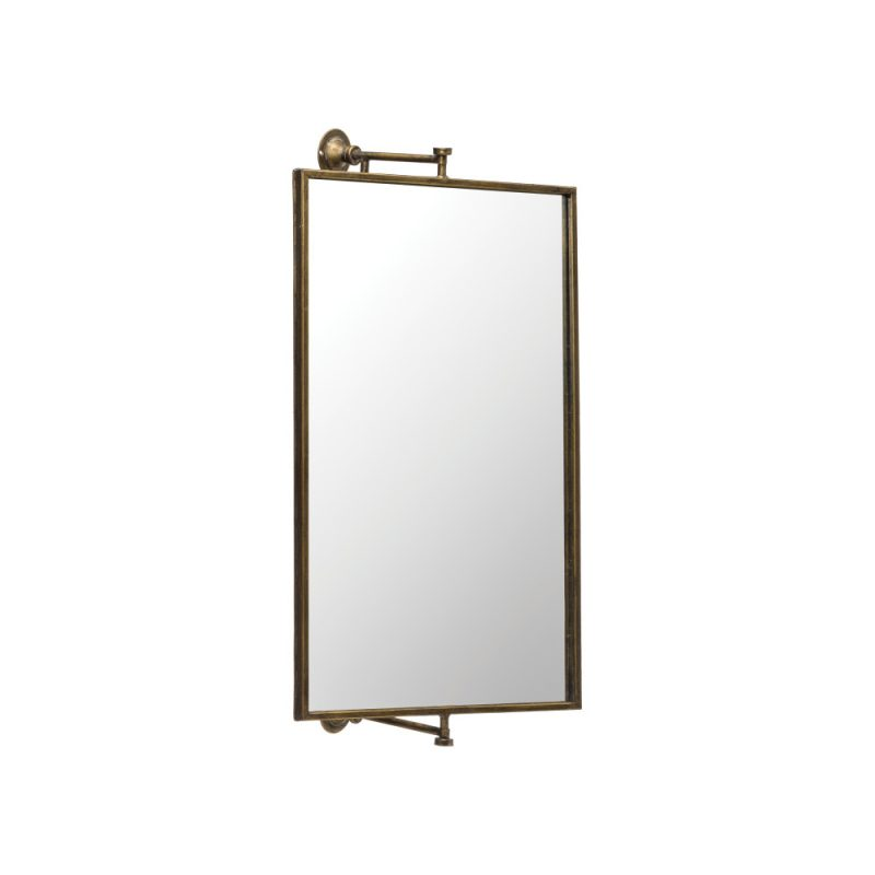 Rectangle Swivel Mirror Relish Decor, Swivel Bathroom Mirror