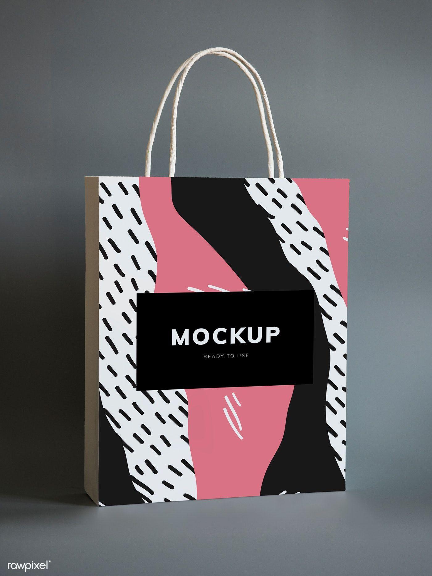 Download Download Premium Psd Of Colorful Shopping Paper Bag Mockup 502726 Bag Mockup Paper Bag Packaging Design Inspiration