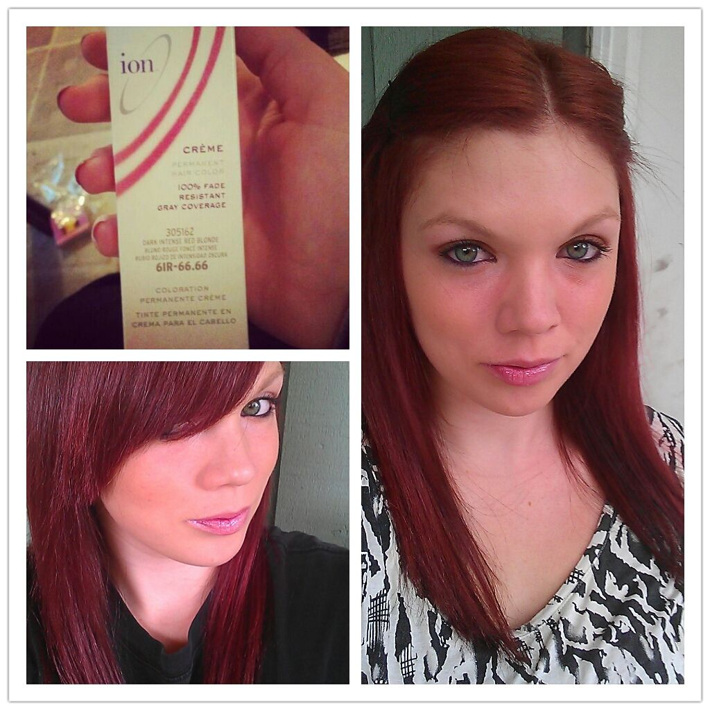 Sallys beauty supply hair dye ion 305162 6ir 6666 also mixed it sallys beauty supply hair dye ion 305162 6ir 6666 also mixed it with geenschuldenfo Gallery