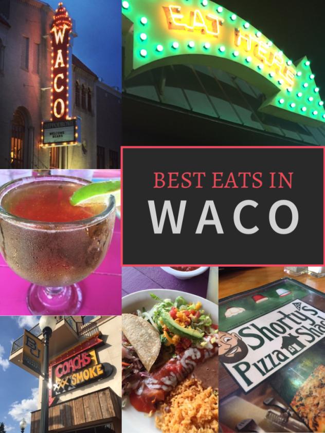 Best Local Restaurants In Waco Tx