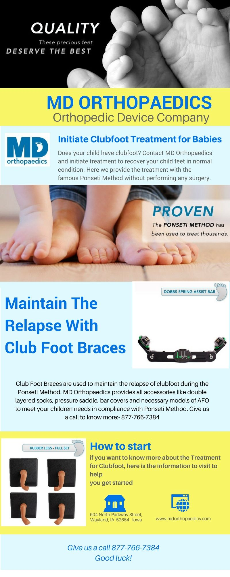 Ponseti Method For Clubfoot With Images Treatment Method
