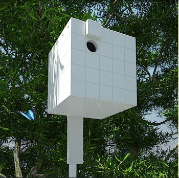 Neoshed Hip Housing For Unfeathered And Feathered Folk If It S Hip It S Here Bird House Prefab Sheds Outdoor Decor
