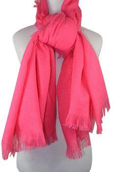 Pur Cashmere Tissu Tissu Wool Blend Wrap