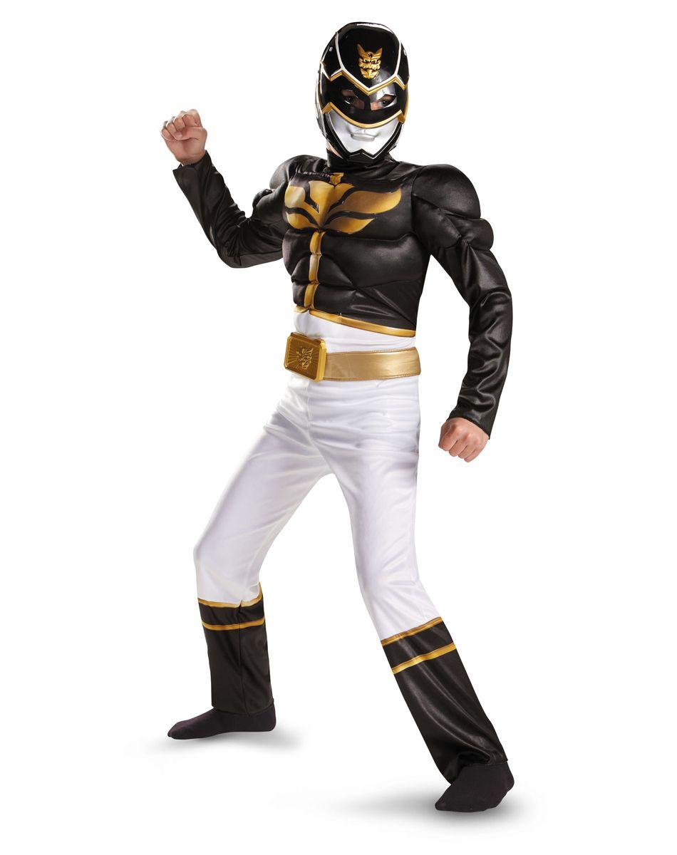 power rangers mageforce black ranger boys costume. Black Bedroom Furniture Sets. Home Design Ideas