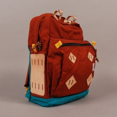Epperson - Day Pack:  I want to hate this, but I can't...it's like trying to hate Frank Lampard