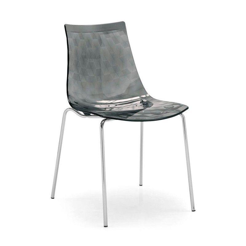 Chaise Design En Plexi Ice CalligarisR