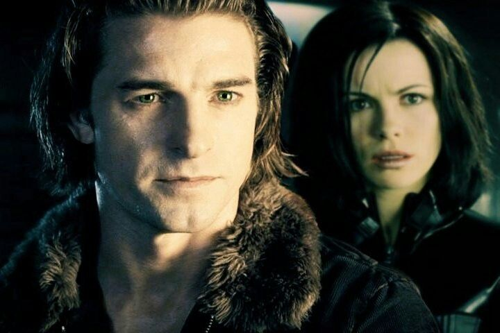 Underworld Evolution: Selene And Michael (With images ...