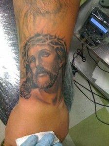 Tatuagens de Jesus Cristo (15)