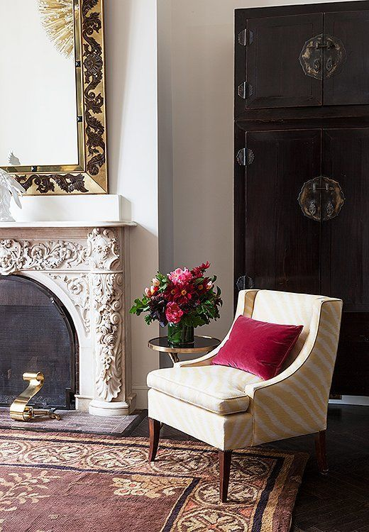 Home sweet design chic tres interior and art inspiration today magnifique of decorator windsor smith gold finishes ranging from also rh pinterest