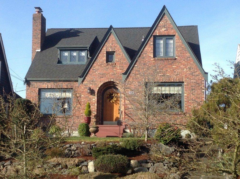 Modern Tudor Homes brick tudor homes - google search | houses | pinterest | seattle