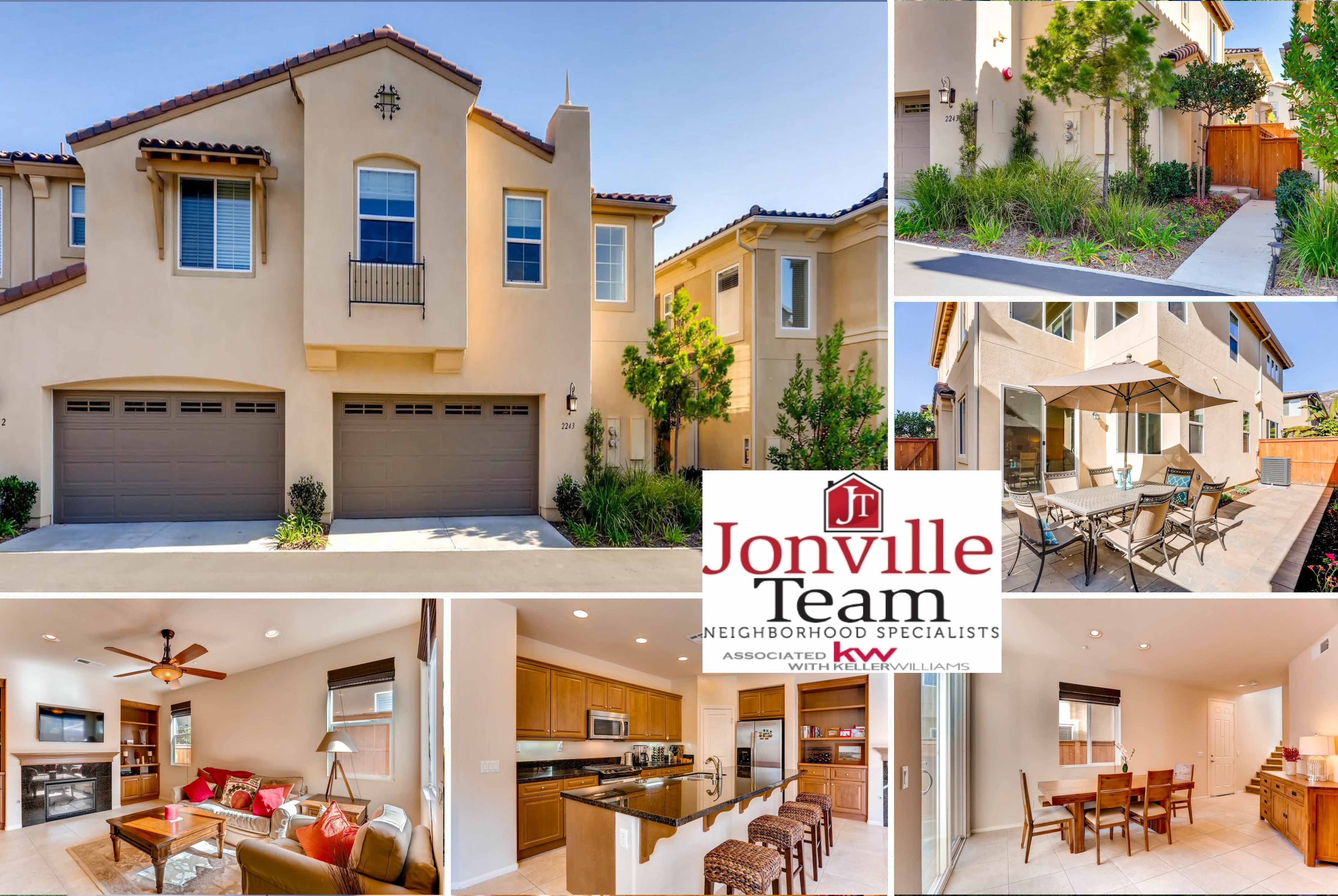 Gorgeous Twinhome W Private Yard In The Laurel Community