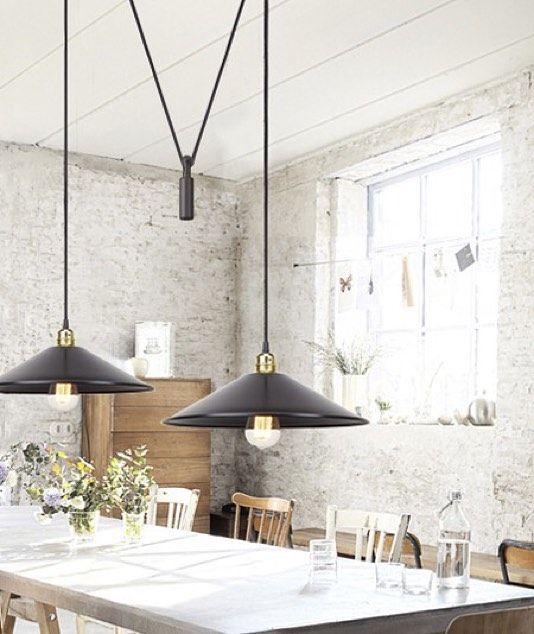 Lamparas de colgar con aire vintage en dis modalidades - Decoracion con lamparas ...