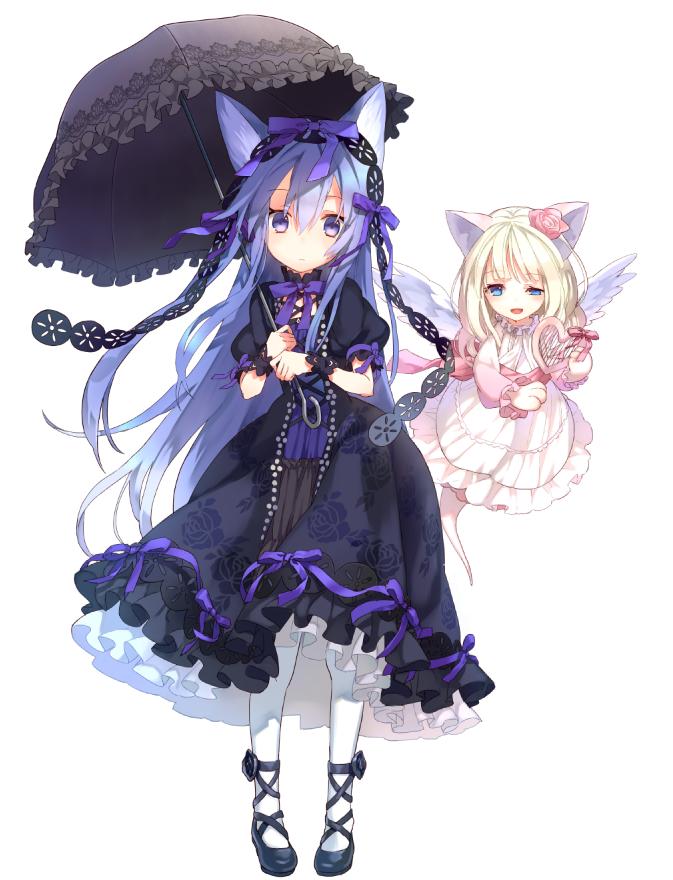 Anime cat girl #neko #nekomimi #catgirls #anime #animegirls #hentai #art  #ecchi ♥ thedeliciousness.net (18+) ♥