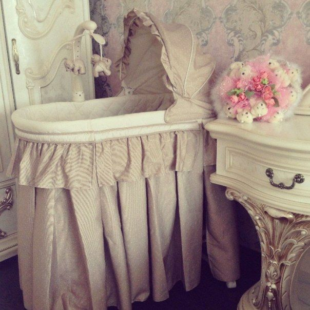 I Have Always Loved These Cribs Ever Since I Watched The Lady And The Tramp Baby Girl Room Baby Room Girl Room