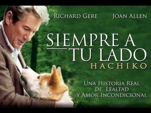 Ver Hachiko Siempre A Tu Lado Completa Audio Latino Hd Online Completa Peliculas Sony Pictures Richard Gere Love Movie