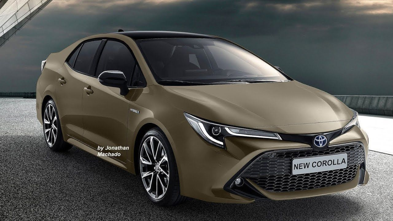 Best 2020 Toyota Corolla Hatchback Performance and New