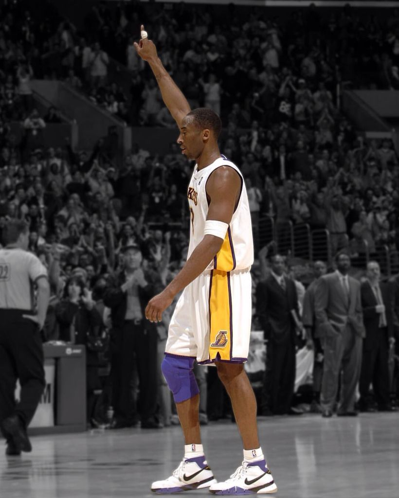 You'll be missed Kobe