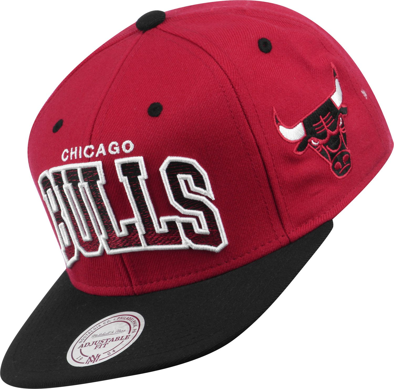 Mitchell Ness Nba Gradient Chicago Bulls Cap Schnittchen Levi Klassisch