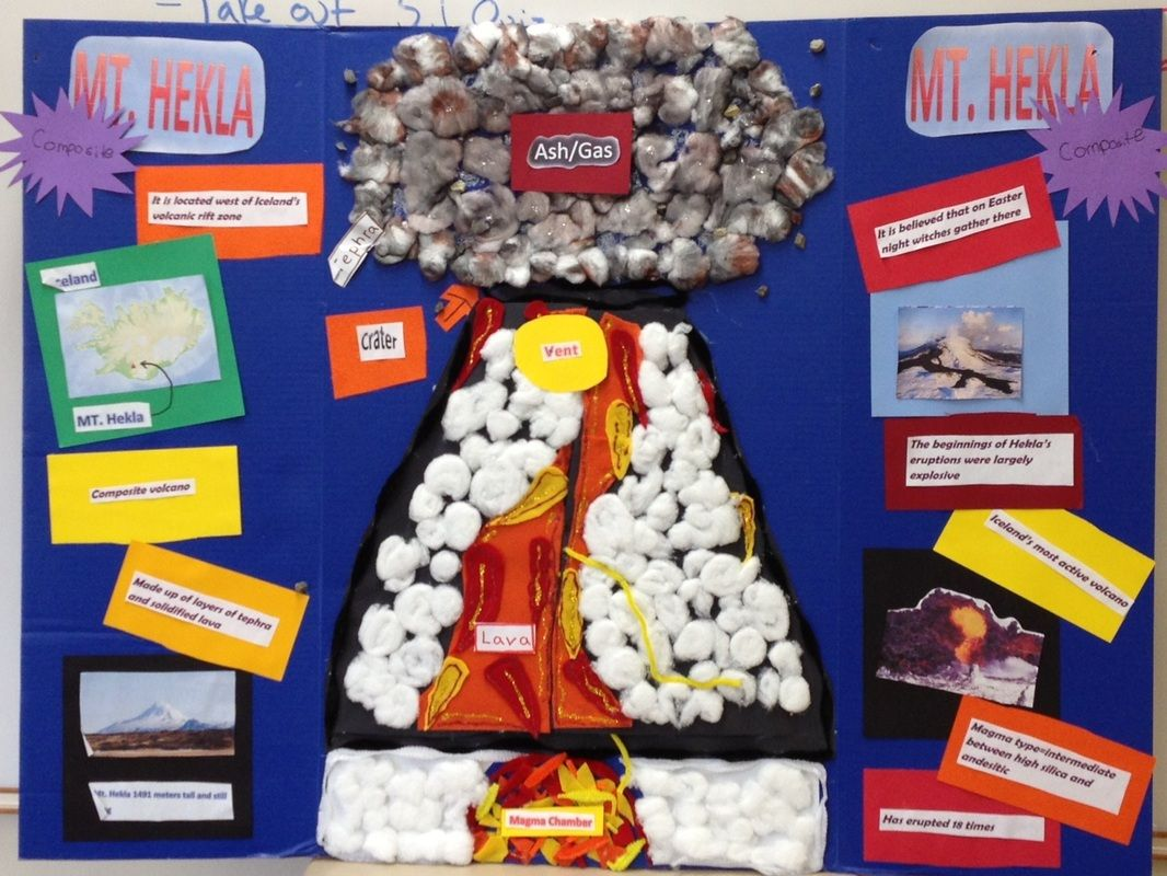 Volcano Project