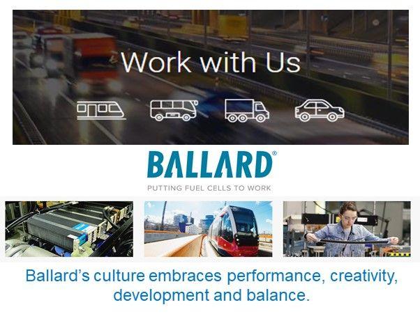Ballardpowersystem Is Hiring At The Vancouver Job Fair On May