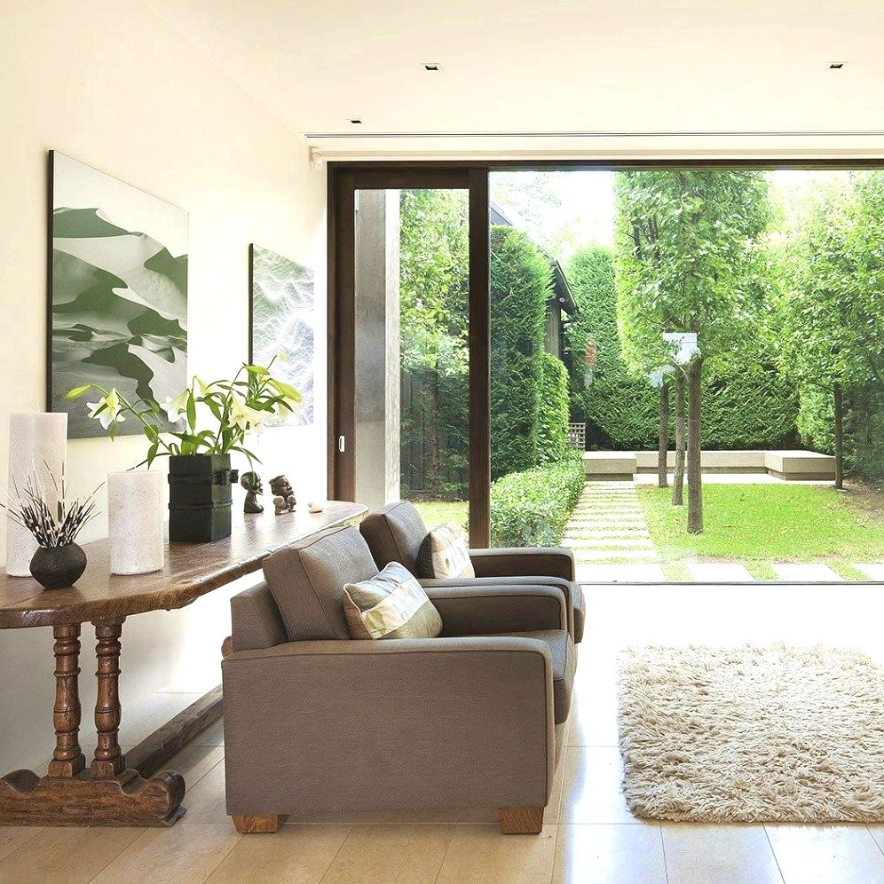 Living Room Decor Guide, The Mirror Will Reflect Light Off