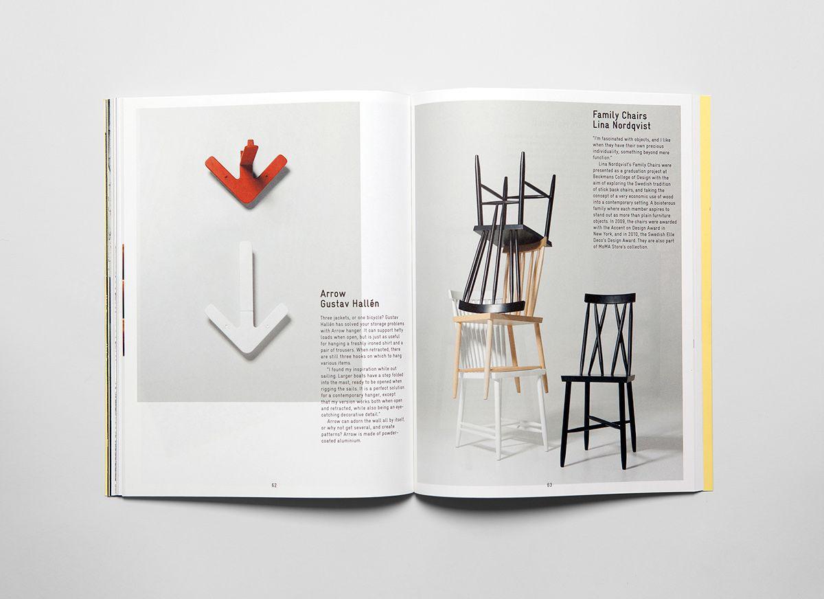 Design House Stockholm / Catalogue, News 2012 on Behance ...