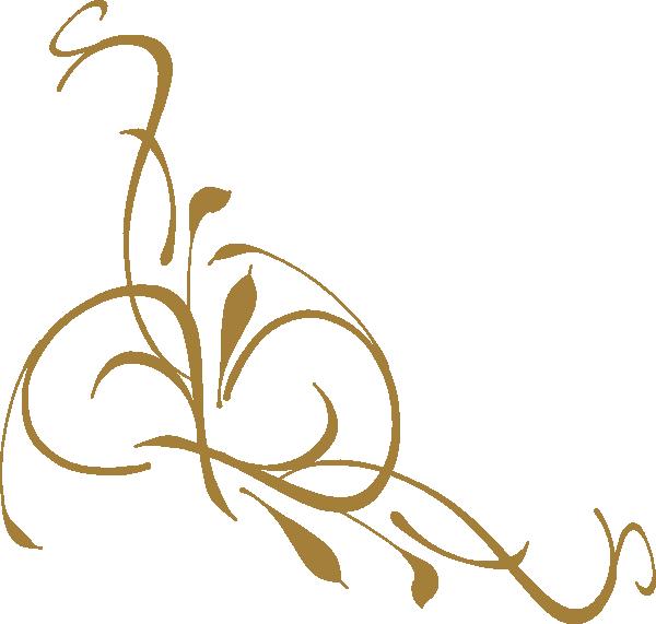 gold elegant swirl designs clipart bd2iff clipart png 600 571 rh pinterest com elegant clip art borders elegant clip art for
