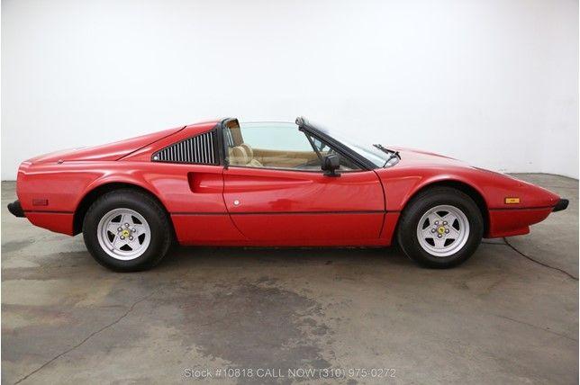 Ferrari 308 Gts For Sale >> 1980 Ferrari 308 Gts For Sale 49 950 2012643 Wheels