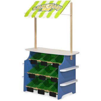 Melissa & doug deluxe tienda de ultramarinos / lemonade stand