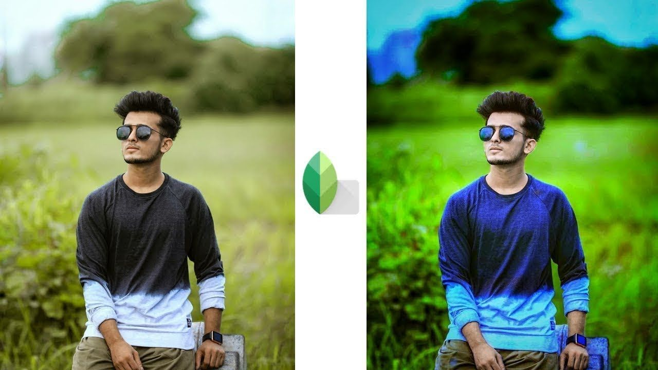 Snapseed Best Realistic Color Effect Editing Tricks   Best