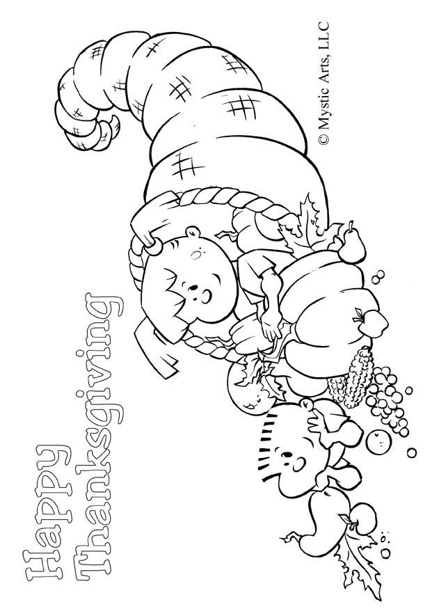 #Coloring #Page #Pilgrims #Thanksgiving Thanksgiving ...