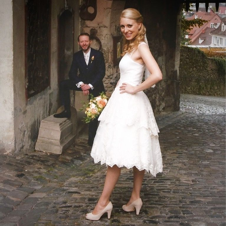 Fein Fünfziger Jahre Brautkleid Fotos - Brautkleider Ideen ...