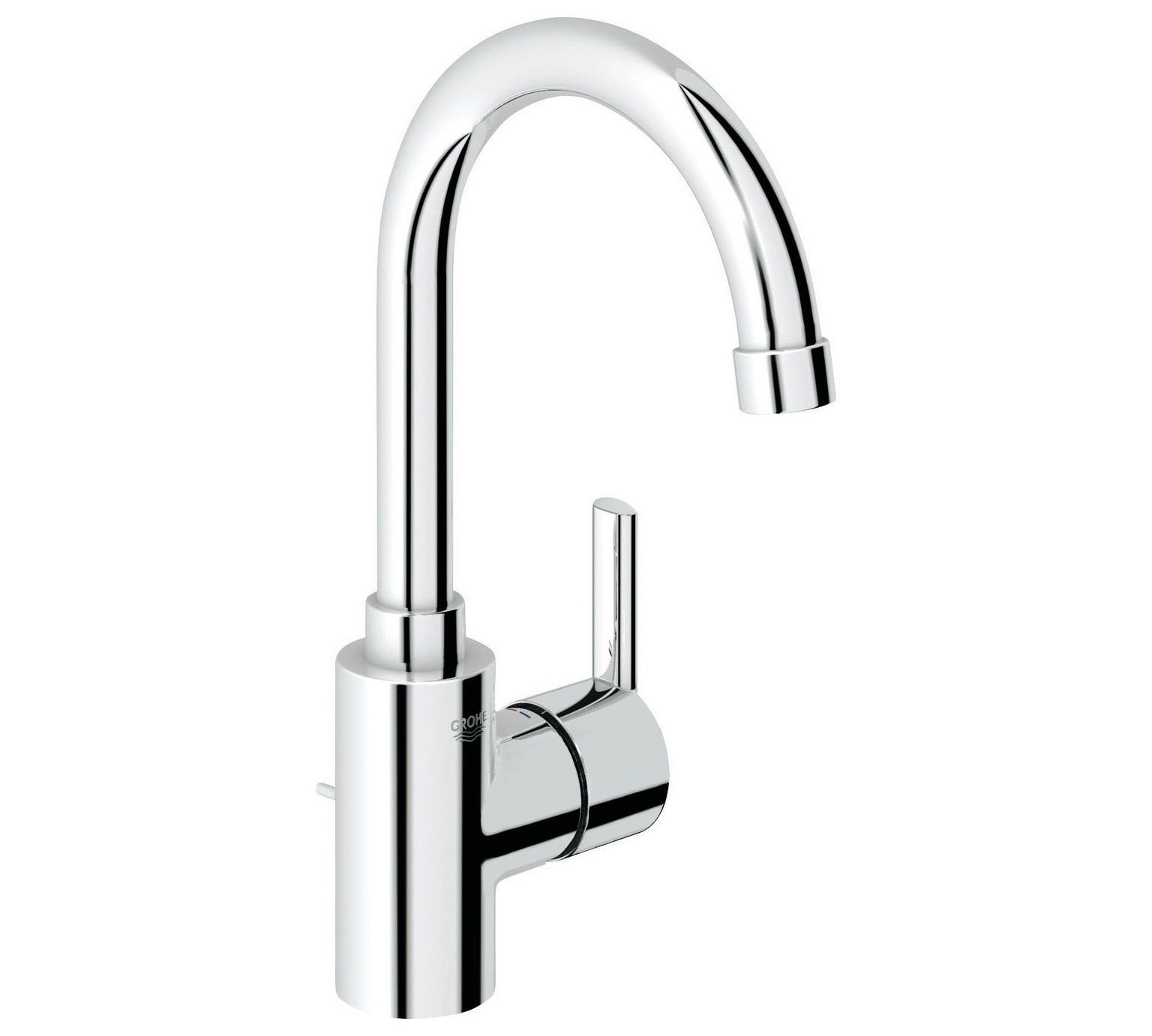Buy Grohe Feel Basin Mixer Tap with High Spout at Argos.co.uk, visit ...