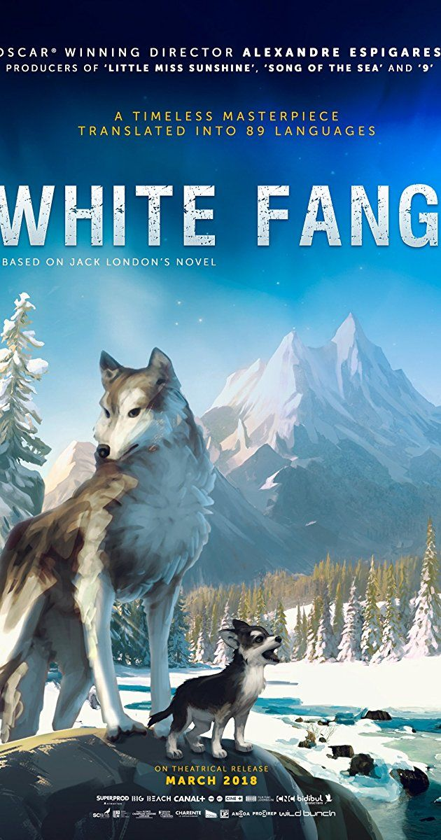 White Fang ( France Luxembourg USA / 2018 / French