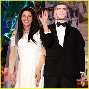 Ellen DeGeneres Is Amal Clooney for Halloween Costume 2014 ...