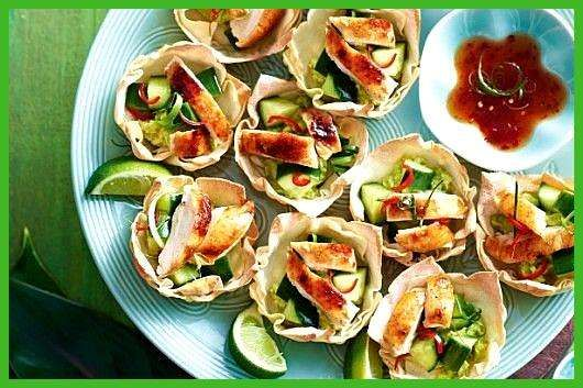 12 Easy, Healthy Appetizers for the Holidays #Fitness #Diet, #HealthyFood, #Nutr… #Appetizers #best...