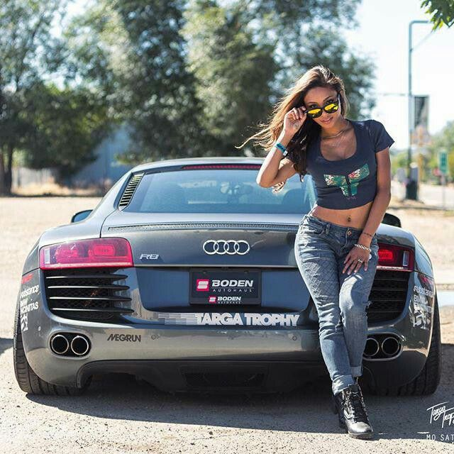 Girl Car, Car Girls, Audi R8, Sexy Cars, Exotic Cars, Sports Cars, Boden,  Luxury Cars, Sport Cars