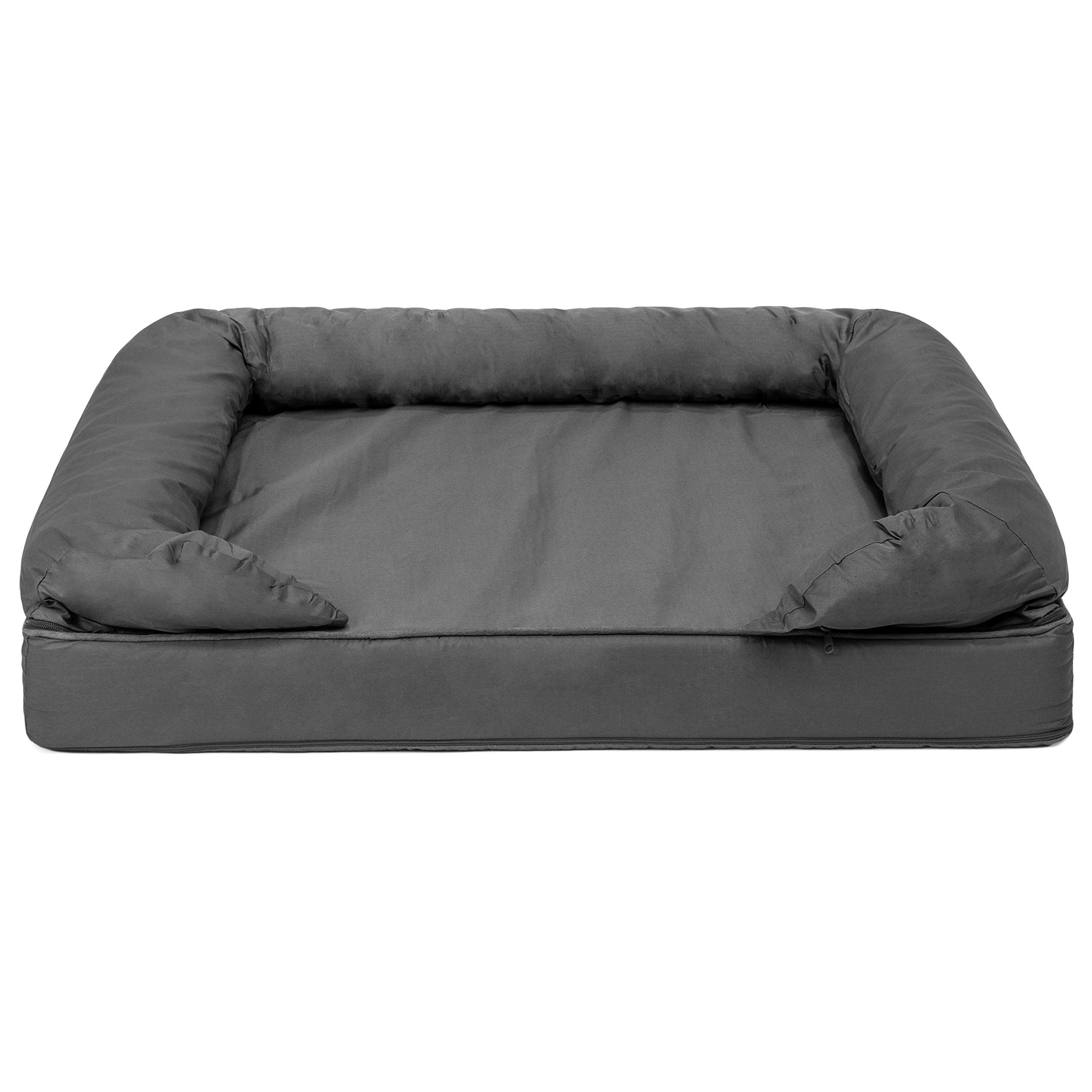 large support orthopedic s the beds breed pin dog for bed muscles dogs have spine added