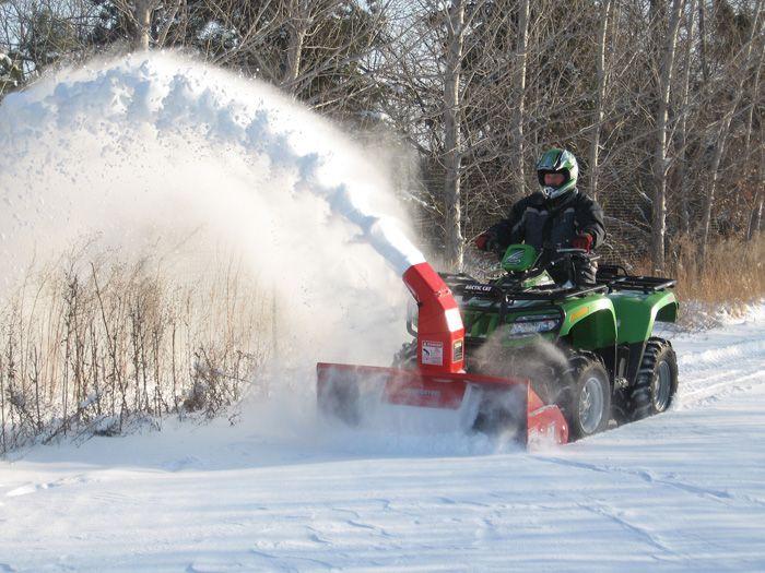 Snow Blower Maintenance Tips Snow Blower Snow Blowers Snow