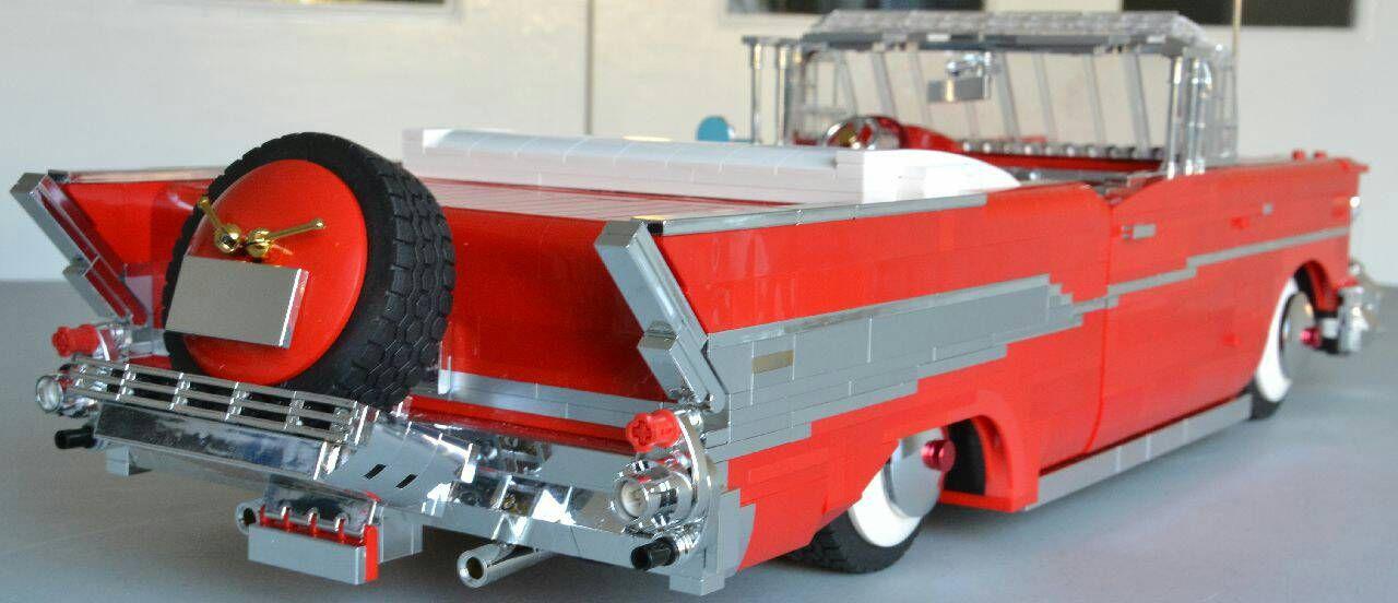 Replica From Lego Trifive Com 1955 Chevy 1956 Chevy 1957