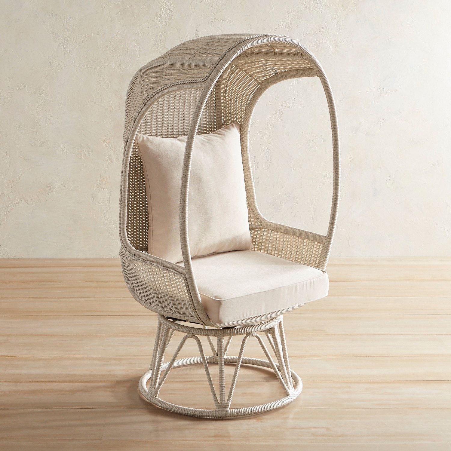 Parchment Swivel Chair In 2018 Products Pinterest Chair