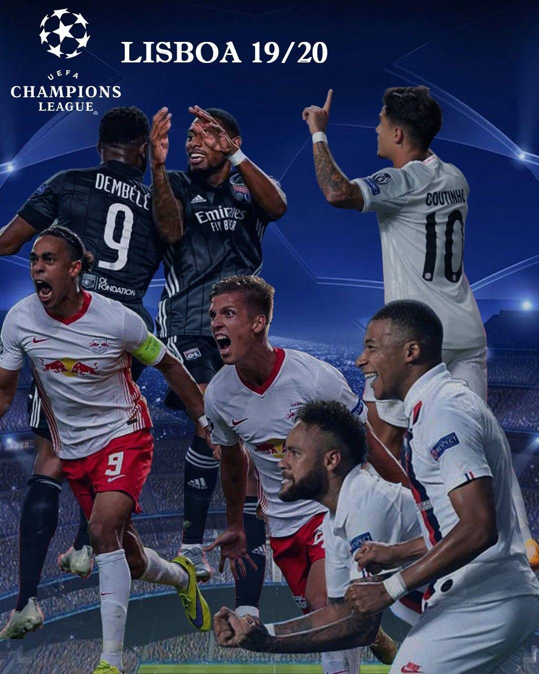 Semi Finais Da Champions Psg Vs Bayern Finais