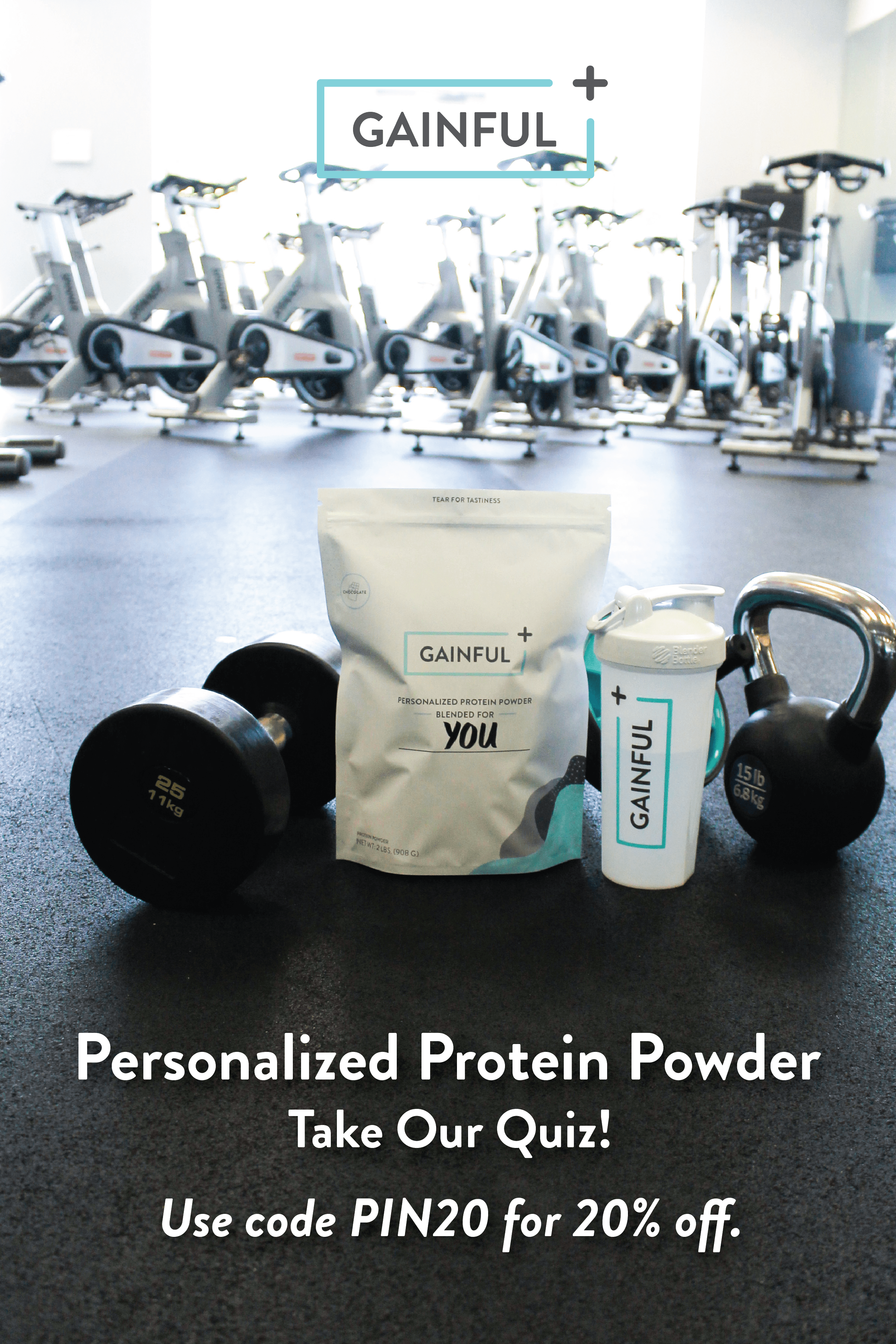 Take The Quiz Today To Tailor A Protein Powder Blend To Your Unique
