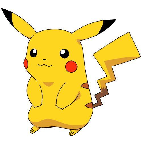 Pokemon clip art | pokemon party | Pinterest | Clip art, Pikachu ...