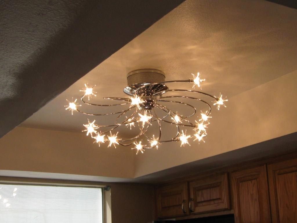 Beautiful Image of Kitchen Ceiling Light Fixtures Led. Kitchen