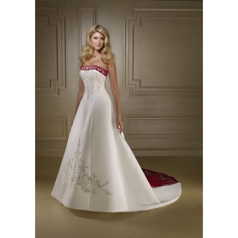 Baby Blue And White Wedding Dresses | Blue Wedding Dress | Pinterest ...