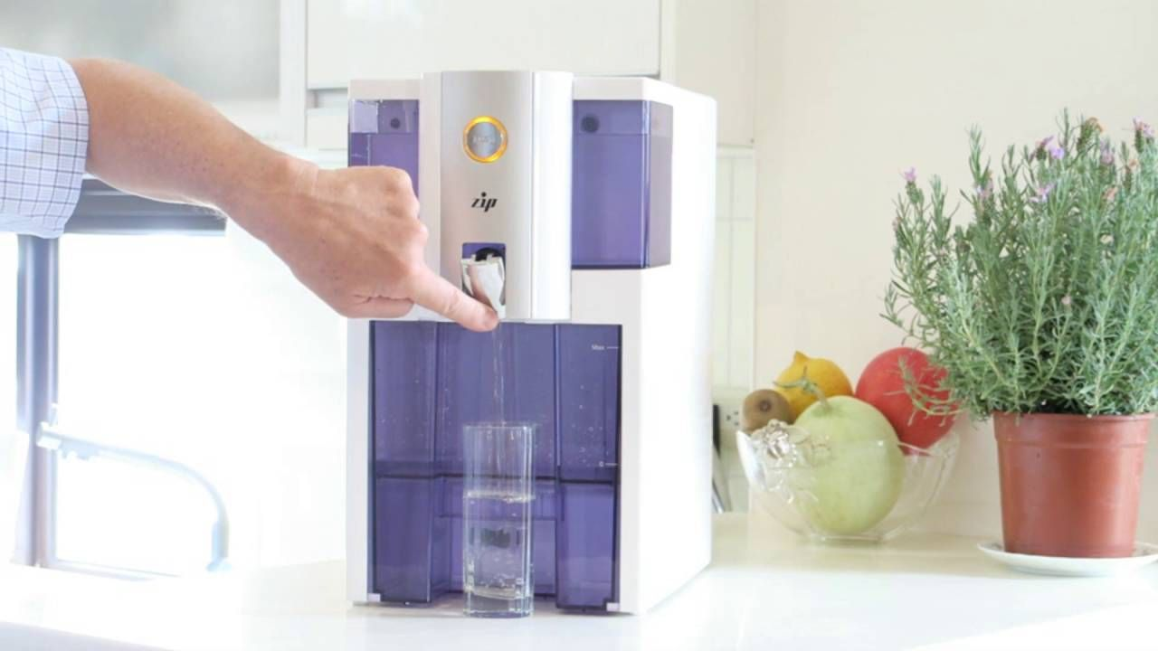 Puricom Zip Countertop Reverse Osmosis Water Filter Osmosis