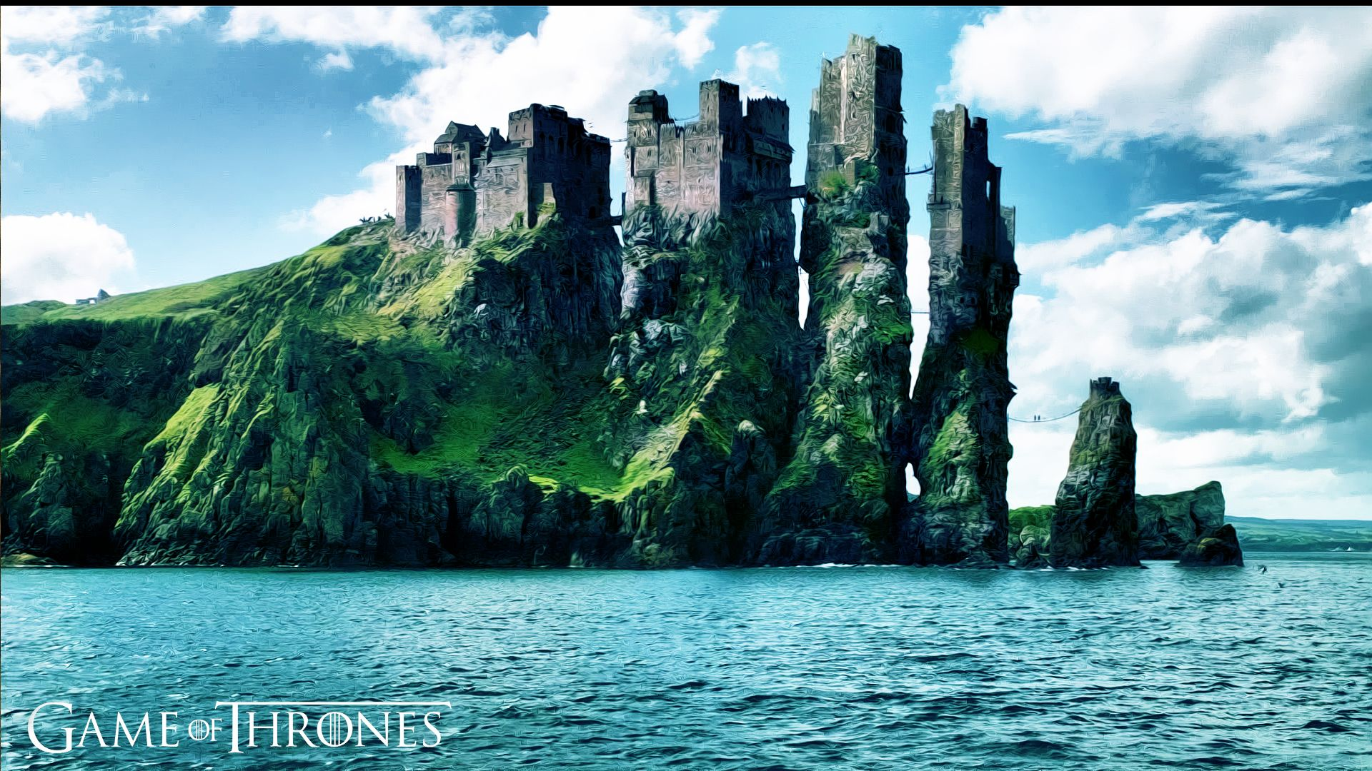 Pyke Game Of Thrones Game Of Thrones Castles Game Of Thrones Theme Hd Wallpaper